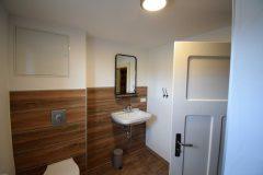 Ferienwohnung - Bad mit Duschkabine
