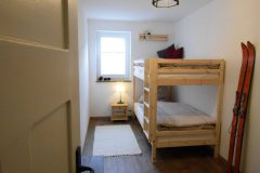 Ferienwohnung - Das dritte Schlafzimmer