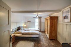 Ferienwohnung - Das zweite Schlafzimmer